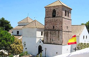 Mijas parish church