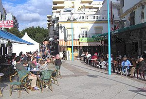 Restaurants and bars in Fuengirola